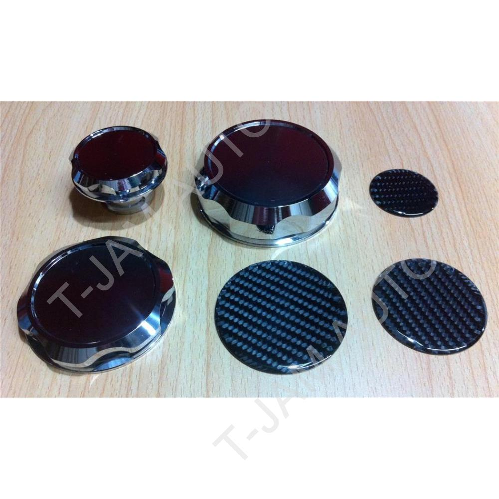 ALLOY BILLET ENGINE CAP KIT VT VX VU VY VZ /& HSV 5.7 LTR LS1